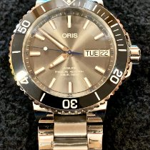 Oris Hammerhead Limited Edition Steel 45mm Grey No numerals United States of America, New Jersey, Manville