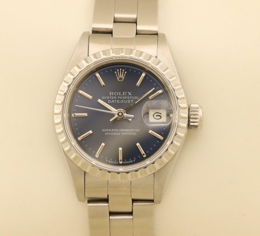 Rolex Oyster Perpetual Lady Date 69240 1990 używany