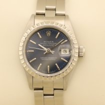 Rolex Oyster Perpetual Lady Date 69240 Πολύ καλό Χρυσός / Ατσάλι 26mm Αυτόματη