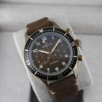 Zenith Pilot Type 20 Bronze 43mm Bronze Arabic numerals