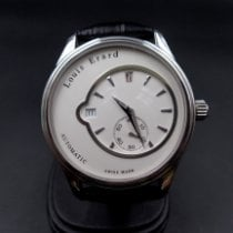 Louis Erard Steel 40mm Automatic pre-owned United States of America, Connecticut, Greenwich