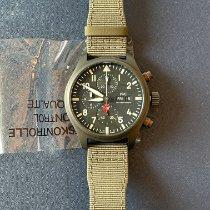 IWC Pilot Chronograph Top Gun Ceramic 44.5mm Black Arabic numerals United States of America, New York, Long Island City