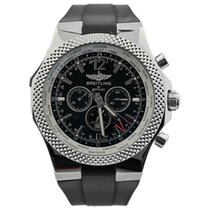 Breitling Bentley GMT Steel 49mm Black Arabic numerals United States of America, California, Fullerton