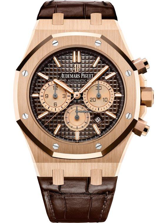Audemars Piguet Royal Oak Chronograph 26331OR.OO.D821CR.01 2021 new