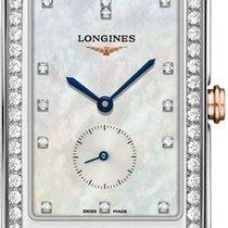 Longines DolceVita new Quartz Watch with original box L57555897