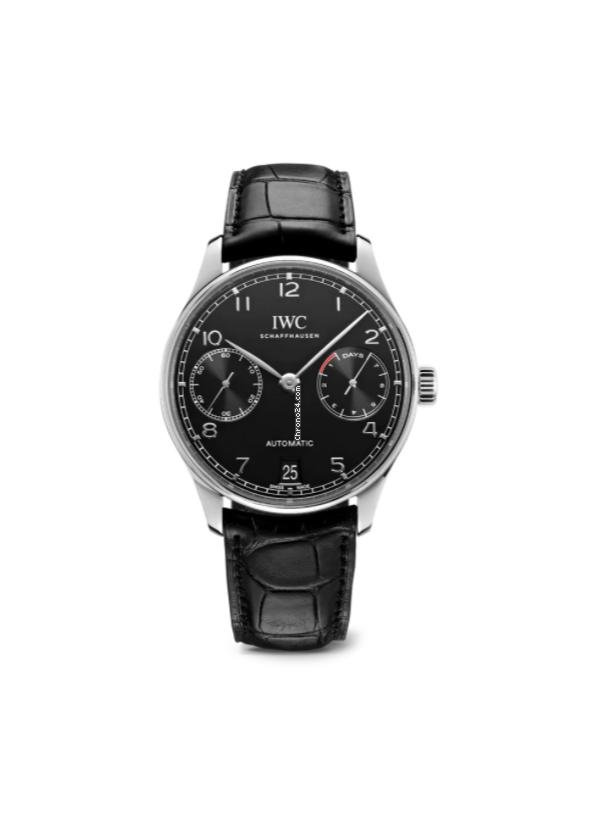 IWC Portuguese Automatic IW500703 new