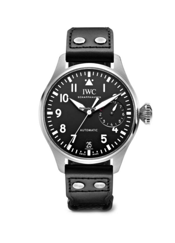 IWC Big Pilot IW501001 new