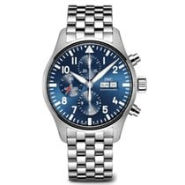 IWC Pilot Chronograph new Automatic Chronograph Watch with original box and original papers IW377717