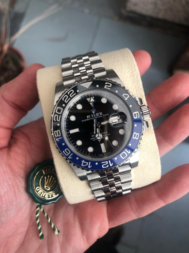 Rolex GMT-Master II 126710BLNR-0002 2020 nou
