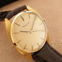 IWC Yellow gold 33mm Manual winding R1419 pre-owned