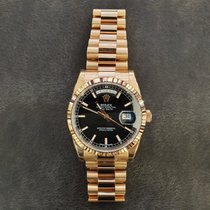 Rolex Rose gold 36mm Automatic 118235 new