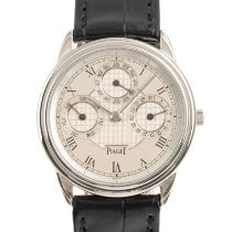 Piaget Altiplano White gold 33mm Silver