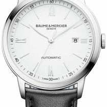 Baume & Mercier Classima new Automatic Watch with original box and original papers M0A10332 MOA10332 , 10332