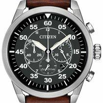 Citizen Steel 45mm Black Arabic numerals United States of America, New York, Monsey