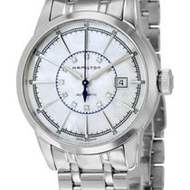 Hamilton Women's watch Railroad 32mm Automatic new Watch with original box and original papers