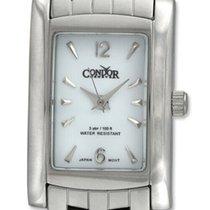 Condor Женские часы 20mm Кварцевые новые Часы с оригинальными документами и коробкой