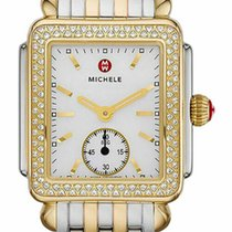Michele Deco Steel 38mm Mother of pearl United States of America, New York, Monsey