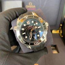 歐米茄 Seamaster Diver 300 M 鋼 42mm 黑色 無數字