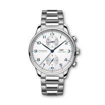 IWC Portofino Chronograph new Automatic Chronograph Watch with original box and original papers IW371617