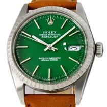 Rolex Datejust Steel 36mm Green No numerals United States of America, Utah, Draper