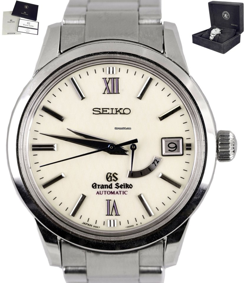 Seiko Grand Seiko SBGL019 pre-owned