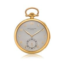 Patek Philippe Minute Repeater 772 Very good Yellow gold 47mm United States of America, New Jersey, Chatham