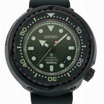 Seiko Ceramic Automatic Green 52.4mm new Marinemaster