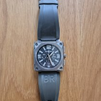 Bell & Ross BR 01-94 Chronographe Titane 46mm Gris France, Nice