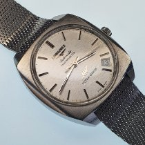 Longines Steel 34mm Automatic 8351 pre-owned Indonesia, Jakarta