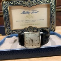 Mathey-Tissot White gold 25mm Manual winding pre-owned United States of America, New Jersey, Upper Saddle River