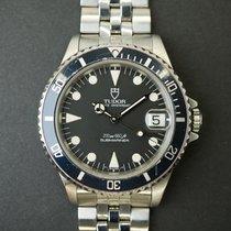 Tudor Submariner Steel 36mm Black No numerals United States of America, California, Huntington Beach