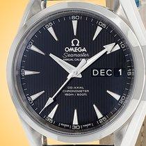 Omega Seamaster Aqua Terra Steel 38.5mm Black United States of America, Illinois, Northfield