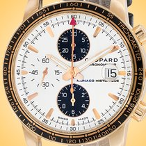 Chopard Grand Prix de Monaco Historique Rose gold 42.5mm Silver United States of America, Illinois, Northfield