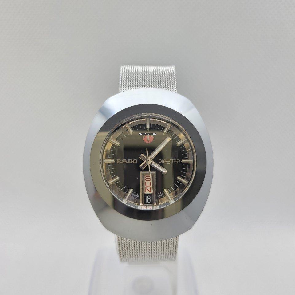Rado Diastar 636.0008.3 1970 pre-owned