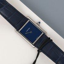 Cartier Stål 25mm Kvarts WSTA0055 ny