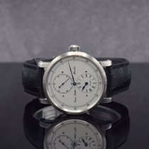 Erwin Sattler Steel 44mm Automatic pre-owned