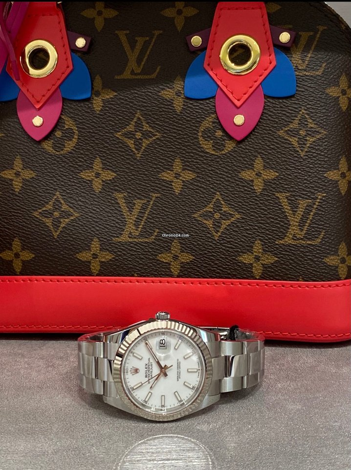 Rolex Datejust 126334 2021 nuovo