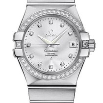 Omega Constellation Ladies new Automatic Watch with original box and original papers 123.15.35.20.52.001 123.15.35.20.52.001 , 12315352052001
