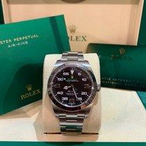 Rolex Air King Steel 40mm Black Arabic numerals UAE, Dubai