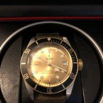 Tudor Black Bay S&G Gold/Steel 41mm Black No numerals United States of America, Texas, Humble
