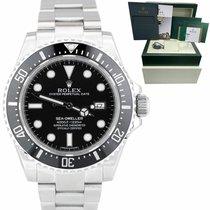 Rolex Sea-Dweller 4000 Staal 40mm Zwart