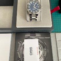 Oris Stahl 43.5mm Automatik 01 733 7730 4135-07 8 24 05PEB gebraucht Schweiz, Givisiez