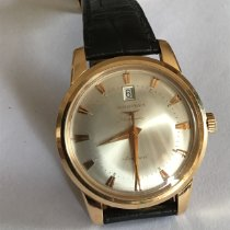 Longines Rose gold Automatic Silver 40mm new Conquest Heritage