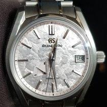 Seiko Grand Seiko Titanium 40mm Pink No numerals