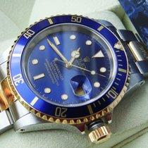 Rolex 16613 Gold/Stahl 1994 Submariner Date 40mm gebraucht Deutschland, Bielefeld