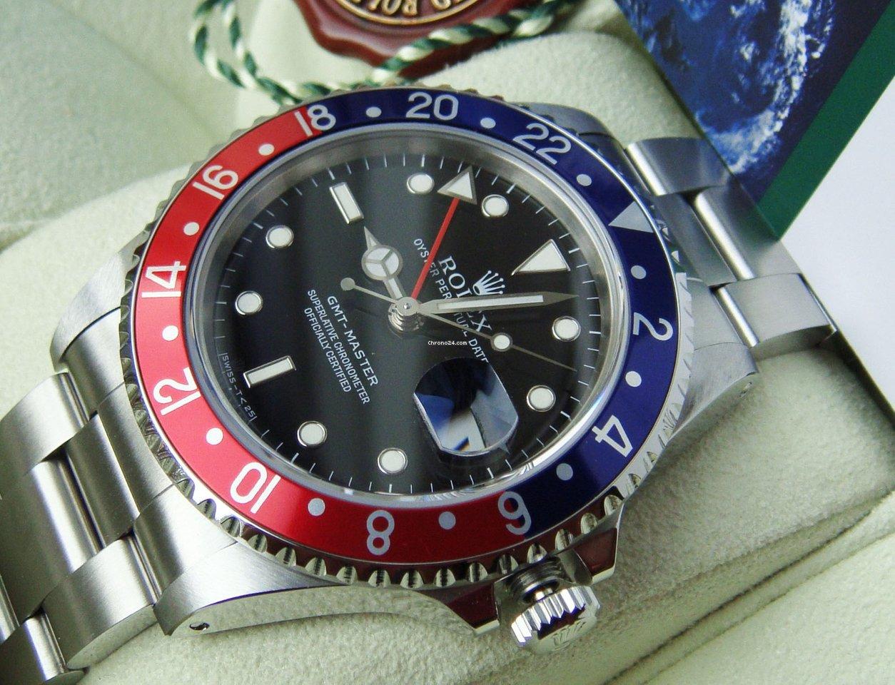 Rolex GMT-Master 16700 1994 gebraucht