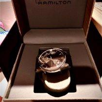 Hamilton occasion Remontage automatique 40mm Noir Verre saphir 5 ATM