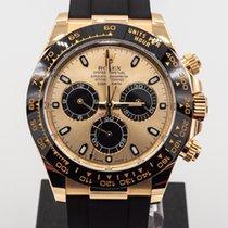 Rolex Daytona Gelbgold 40mm Schwarz Keine Ziffern Deutschland, Germering