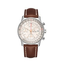 Breitling Navitimer Heritage new 2021 Automatic Chronograph Watch with original box and original papers A13324121G1X1