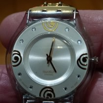 Swatch Women's watch Quartz pre-owned Watch only